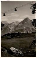 Engelberg - Schwebebahn Mit Hahnen (8443) * 5. 9. 1934 - OW Obwalden