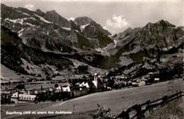 Engelberg Gegen Den Juchlipass (5436) - OW Obwalden