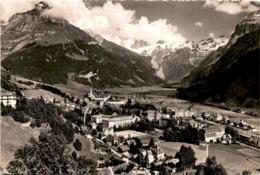 Engelberg Mit Hahnen Und Spannörter (34) * 16. 9. 1954 - OW Obwalden