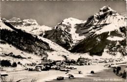 Engelberg Und Der Hahnen (8150) * 1947 - OW Obwalden