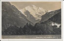 Interlaken : Die Jungfrau. (Voir Commentaires) - BE Bern