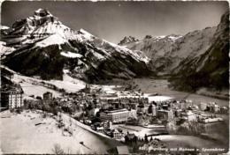 Engelberg Mit Hahnen U. Spannörter (621) * 8. 2. 1957 - OW Obwalden