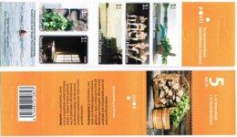 2009 Finland, Finnish Sauna Booklet MNH **. - Unused Stamps