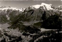 Blick Von Der Zingelalp Ins Engelbergertal (136) * 26. 6. 1971 - OW Obwalden