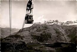 Luftseilbahn Gerschnialp-Trübsee (15a) * 14. 6. 1948 - OW Obwalden