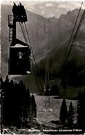Engelberg - Schwebebahn Gerschnialp-Trübsee (14) * 6. 8. 1946 - OW Obwalden