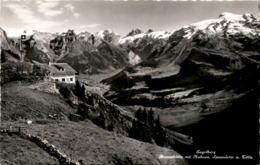 Engelberg - Brunnihütte Mit Hahnen, Spannörter U. Titlis (8873) * 4. 9. 1966 - OW Obwalden