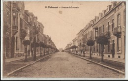 Tienen - Tirlemont - Avenue De Louvain - 1934 - Tienen