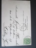 55 - PK Verstuurd Uit Liège Exposition Naar Ledeberg - 1893-1907 Armoiries