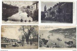 FRANCE - Lot De 119 Cpa Toutes Régions - Ansichtskarten