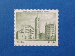 2007 ITALIA PATRIMONIO BASILICA CATTEDRALE DI PARMA FRANCOBOLLO NUOVO STAMP NEW MNH** - 6. 1946-.. Repubblica