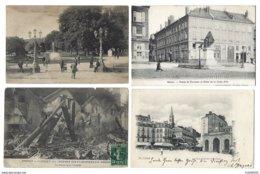 FRANCE - Lot De 120 Cpa Toutes Régions - Ansichtskarten