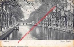 Nieuwe Gracht - Haarlem - Haarlem