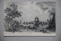 La Rochelle (Charente-Maritime), Le Port Au XVIIIe Siècle - La Rochelle