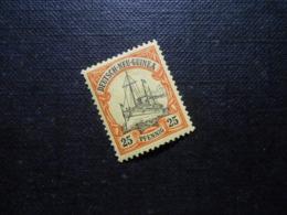 D.R.11  25Pf**MNH   Deutsche Kolonien (Deutsch-Neuguinea) 1900 - Mi 5,00 € - Colony: German New Guinea