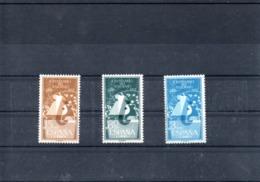 España  Nº 1180-82 Telegrafos Serie Completa En Nuevo - España