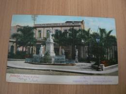 CP 122 / CUBA / HABANA / LA HAVANE  / CARTE VOYAGEE - Sonstige