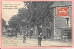Nantes-Chantenay Place Jean Macé Et Boulevard De La Liberté - Nantes