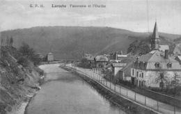 La Roche En Ardenne Laroche  Panorama Et L'Ourthe     L 1387 - La-Roche-en-Ardenne