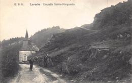 La Roche En Ardenne Laroche Chapelle Kapel   Sainte-Marguerite     L 1388 - La-Roche-en-Ardenne