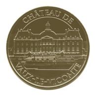 Monnaie De Paris , 2019 ,Maincy , Vaux Le Vicomte , Château , Façade Sud - Monnaie De Paris