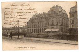 RENNES - Palais Du Commerce - Dos Non Divisé - Rennes