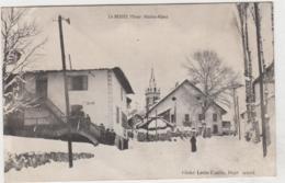 LA BESSEE L'HIVER 1917 TBE - Autres Communes