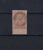 N°57 GESTEMPELD Stomme Stempel SUPERBE - 1893-1900 Fine Barbe