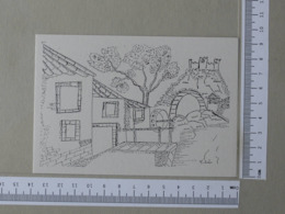 PORTUGAL - O MOINHO DE PAPEL -  ESCOLA BASICA D. DINIS - LEIRIA -   2 SCANS    - (Nº31315) - Leiria