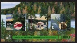 2010 Finland Miniature Sheet Autumn MNH **. - Finland
