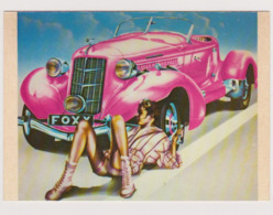 DANIELS  Ed Nugeron N° H 114 - Erotisme Femme  Voiture Americaine Rose - CPM 10,5x15 TBE Neuve - Illustrators & Photographers