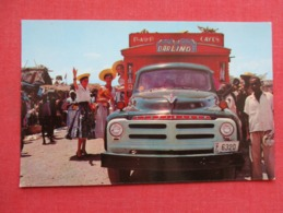 Traveling Overland In Colorful Lorry     Haiti  Ref   3648 - Haiti