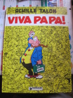 14862 ACHILLE TALON :  Viva Papa .  Greg   1980   Dargaud - Livres, BD, Revues