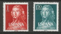 Spain - 1961 Leandro De Moratin MNH** - 1961-70 Neufs