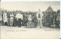 CONGO - BRAZZAVILLE - Haute Sangha, Pays De Baboua - Brazzaville