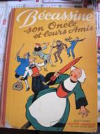 14865  BECASSINE :  Son Oncle Et Leurs Amis .  Caumery   1950   Gautier-Languereau - Livres, BD, Revues
