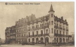 Oostduinkerke-Bains - Grand Hôtel Gauquié - Edit. Gevaert - 1931 - Oostduinkerke