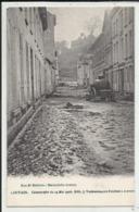 LOUVAIN (Leuven) - Catastrophe Du 14 Mai 1906 - Rue De Malines - Mechelsche Straat - Leuven
