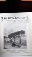 Ancienne Pub Automobile  De Dion Bouton Journal Industriel ,Puteaux Seine ( Grand Format) - Pubblicitari