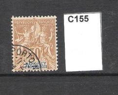 Dahomey And Dep 1899 30c - Oblitérés