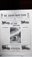 Ancienne Pub Automobile  De Dion Bouton Journal Industriel , Puteaux Seine ( Grand Format) - Publicités