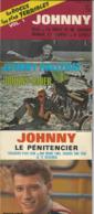 Johnny Hallyday - 3 Disques, 12 Titres - 45 Rpm - Maxi-Single