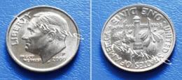 UNITED STATES USA 10 Cents (ONE DIME) 2000 P - ROOSEVELT - Bondsuitgaven