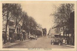 CPA ___ 91 Brunoy --- Route De Brie - Brunoy