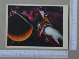 RUSSIA - SPACE -  TRANSPORT -   2 SCANS    - (Nº31342) - Raumfahrt