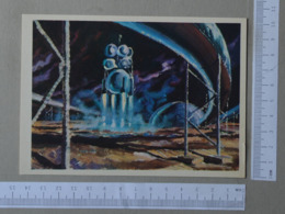 RUSSIA - SPACE -  TRANSPORT -   2 SCANS    - (Nº31354) - Raumfahrt
