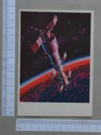 RUSSIA - SPACE -  TRANSPORT -   2 SCANS    - (Nº31355) - Raumfahrt