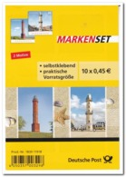 Duitsland 2008, Postfris MNH, Lighthouses - [7] República Federal