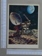 RUSSIA - SPACE -  TRANSPORT -   2 SCANS    - (Nº31367) - Espacio