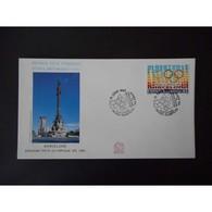 FDC - Enveloppe Premier Jour De 1992 - FDC
